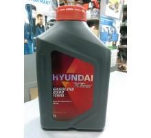 Масло моторное, 10W40, полусинтетика (пр-во Hyundai Xteer) Gasoline G500 SL, 1L