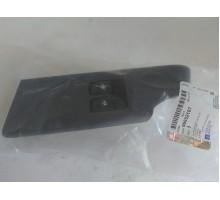 Блок кнопок стеклоподъемника Авео Т250 перед лев (2 кнопки) GM