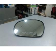 Вкладиш зеркала левого с подогревом БОЛЬШОЕ (пр-во АвтоЗАЗ) Lanos T150
