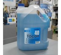 Тосол синий Кама 40 8,7 кг -24 на розлив за 1 литр