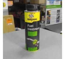 Присадка в бензин (BARDAHL) FUEL TREATMENT 300 ml