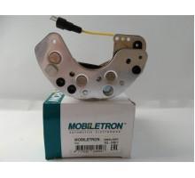 Діодний міст MOBILETRON Наружный диаметр: 115 мм Сила тока от: 6 А Сила тока до: 35 А