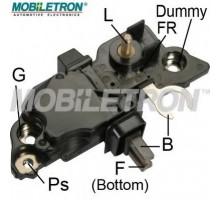Регулятор напруги MOBILETRON  Рабочее напряжение: 14,5 В Защита от короткого замыкания: да