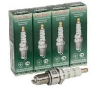 Свечи зажигания Iskra GAS-SUPER) для ГБО DAEWOO 16кл, ВАЗ 16кл