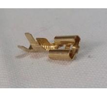 Клемма 6 МАМА большая 6.3 мм (WTE) WTE1216